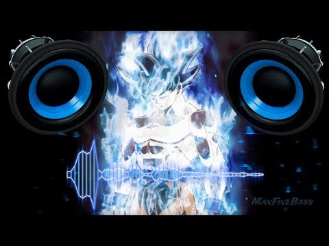 Dragon Ball Super - Ultra Instinct Goku (Trap Remix) (BassBOOST)