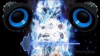 Baixar Dragon Ball Super - Ultra Instinct Goku (Trap Remix) (BassBOOST)