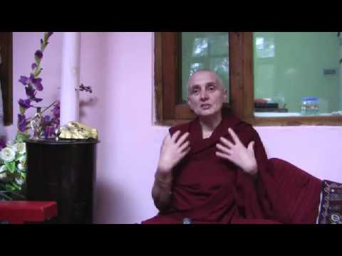 Tibetan Buddhism: Interview with the nun Sarah Thresher