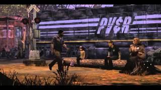 The Walking Dead Walkthrough-Episode #3:Long Road Ahead-Part #3 [HD]