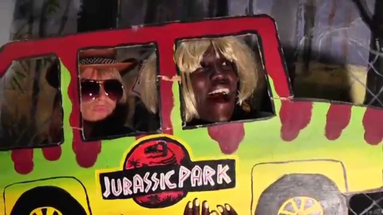 Jurassic Park at Picturehouse Cinemas' 25th Birthday Party - YouTube