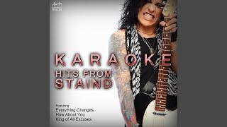 Zoe Jane (In the Style of Staind) (Karaoke Version)
