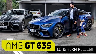 Mr AMG on the GT 63S! 10,000 Mile Review + GT 73!