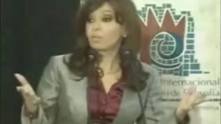 Filosofía y política (discurso de Cristina en 2007)