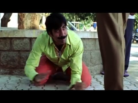 Zinthaka Chitha Chitha | Vikramarkudu | Telugu Film Song
