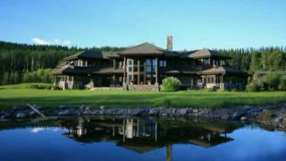 America's Finest Log Home Estate
