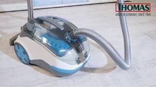обзор пылесоса THOMAS DryBox&AquaBox Parkett