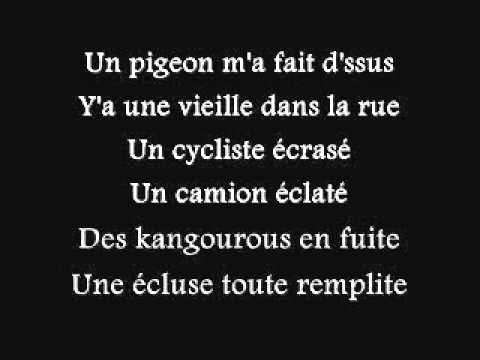 Oldelaf Et Monsieur D - Rue De Nantes Lyrics