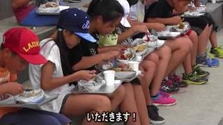 防災キャンプ 1日目 縄手北校区