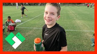 BACK ON THE FIELD (9.1.15 - Day 1249)