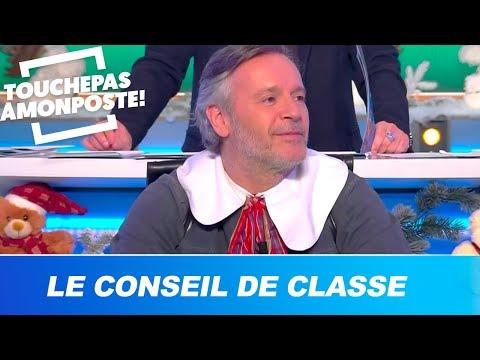 Le conseil de classe de Jean-Michel Maire - Fin d'année 2018
