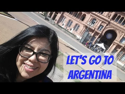 Let's go to Argentina