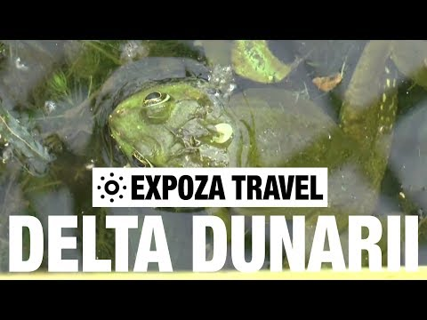 Delta Dunarii (Romania) Vacation Travel Video Guide