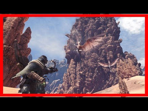 [LTHY] Monster hunter: world trailers show off a gorgeous environment and new creatures