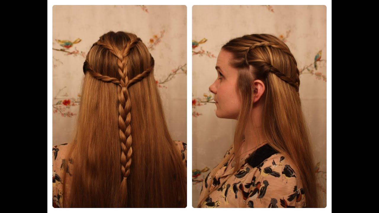 """braids inspired """" hobbit's"""""""