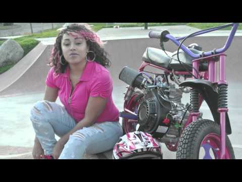 #bikelife Custom Mini Bikes (Mopeds) In Downtown Seattle. CenturyLink, Pioneer Square Ride Pt 2
