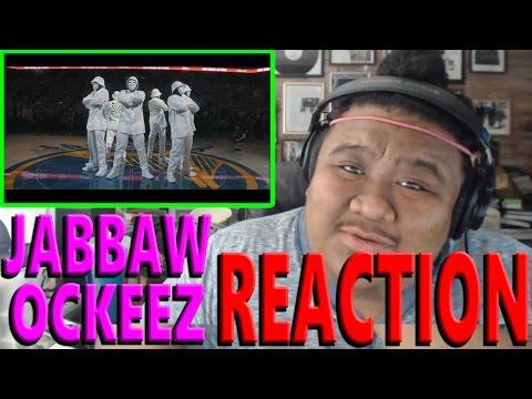 [REACTION] JABBAWOCKEEZ At NBA Finals 2016