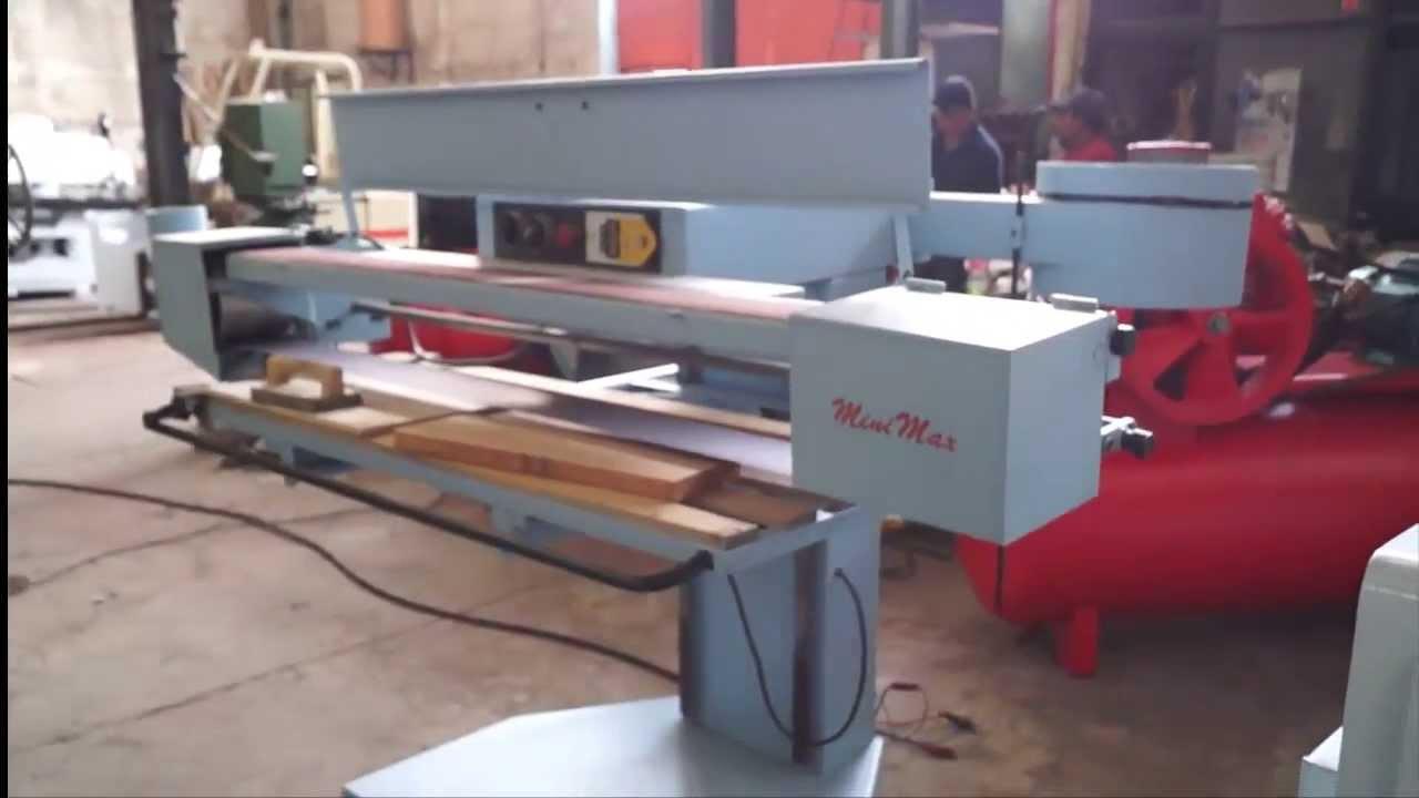 Lijadora de banda mini max maquinas para madera youtube - Lijadora para madera ...