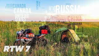 TeapotOne LIVE Your Life - Around The World by Motorcycle - Episode 7 Moscow to Novosibirsk thumbnail