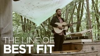 frightened rabbits scott hutchison performs the modern leper for the line of best fit
