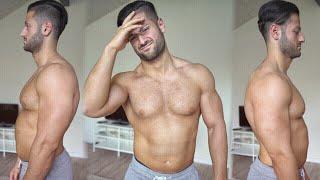 MAN bin ich FETT geworden! | Formcheck Diätstart | BROSEP