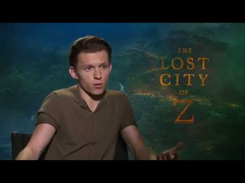 Interview with Tom Holland | The Lost City of Z | Legion of Leia