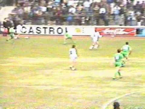 Sturm Graz Rapid Wien In Der Gruabn 0 0 1986 Youtube