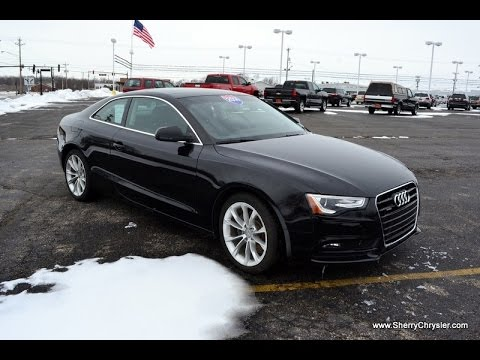 2014 Audi A5: New Car Review - Autotrader