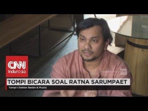 Tompi Bicara Blak-blakan Soal Isu Penganiayaan Ratna Sarumpaet