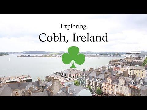 COBH, IRELAND - Exploring - VLOG #21