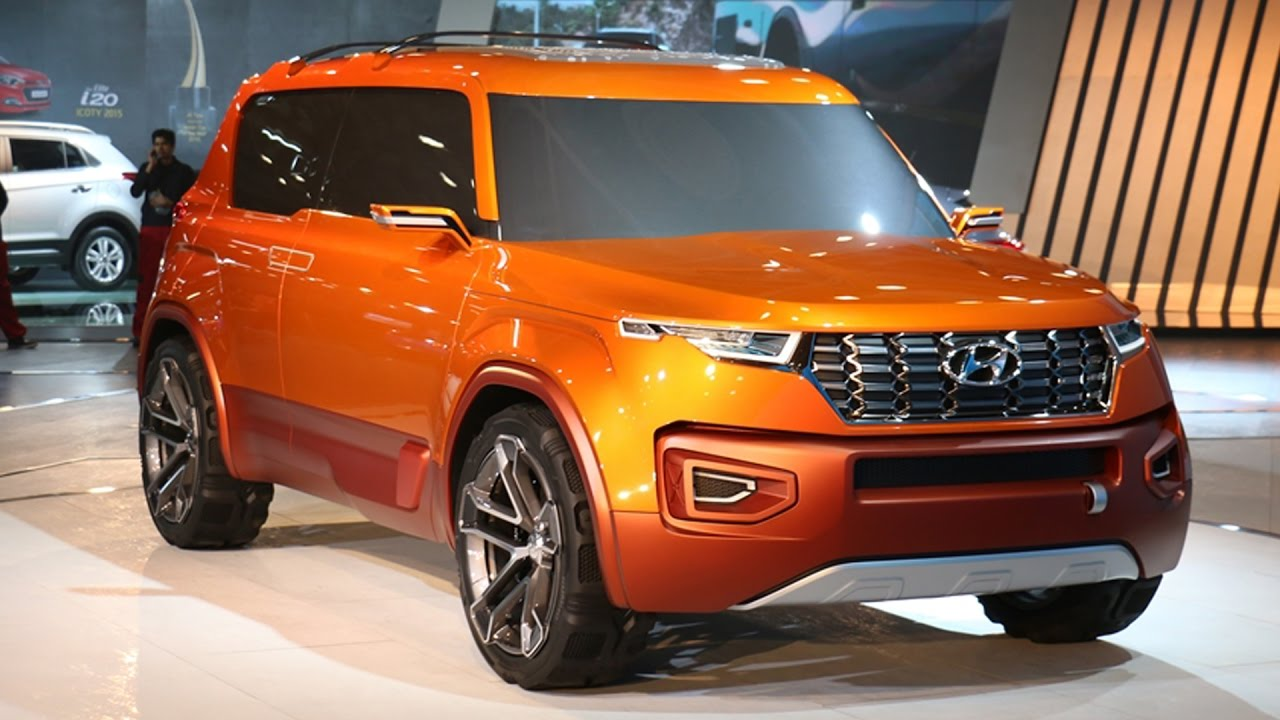 hyundai compact suv to debut in 2019 youtube. Black Bedroom Furniture Sets. Home Design Ideas
