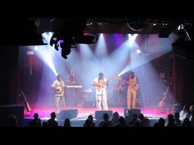Small World Music 2014 | Habib Koite & Bamada