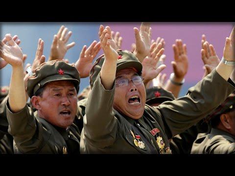 30,000 N.KOREANS FLEE KIM JONG-UN'S CRUMBLING HERMIT KINGDOM