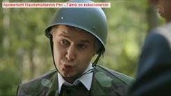 Sauli ja Ville Niinistö asevelvollisuudesta - Pelimies