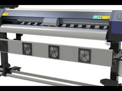 Best Selling Cheapest Digital Poster Printing Machine, Eco Solvent Printer with 2 Dx5 Head in Uae