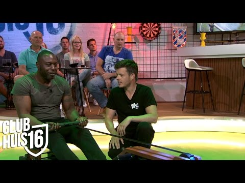 Afl24: Jansma - Roda JC - EKkapsels - Mohammad Ali | Clubhuis 16 | KPN Presenteert