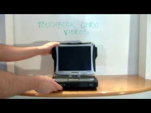 Panasonic Toughbook CF-19 Overview