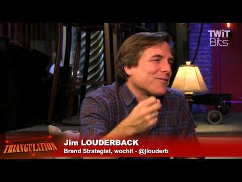 Jim Louderback on Revision3: Triangulation 200