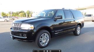 Lincoln Navigator 2011 Videos