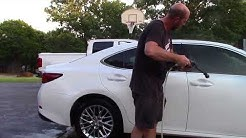 Apartment Living & Car Washing - Simple Solution!