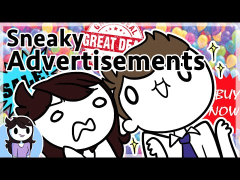 Sneaky Advertisements