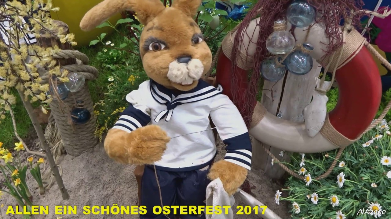 allen ein sch nes osterfest beautiful easter 2017 youtube. Black Bedroom Furniture Sets. Home Design Ideas