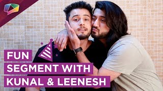 Kunal And Leenesh Plays Love,Lust and Relationship With India Forums| Exclusive