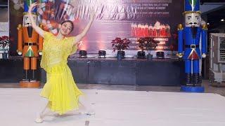 Pasko na Sinta ko - Paskong Pinoy Ballet Performance of Ballet Dance Academy at District Mall Dasma