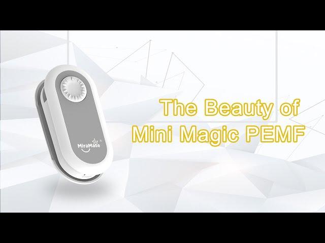 The Beauty of Mini Magic PEMF