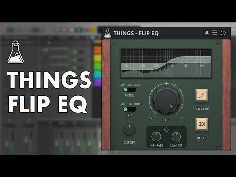 Things - Tilt - TILT EQ Plugin
