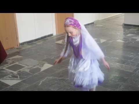 Танец татарский Попрыгунья