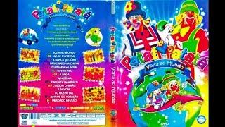 Patati Patatá DVD Volta ao Mundo Completo