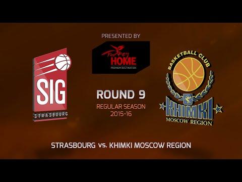 SIGTV : Press Conference SIG Strasbourg - Khimki Moscou