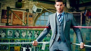 165 Years of Expertise: The Performance Suit from Moss Bros.